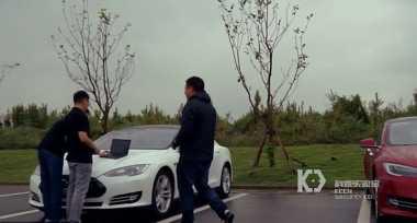Peneliti Buktikan Mobil Tesla Bisa Diretas & Direm dari Jarak 19 Km