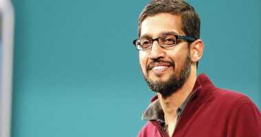 \HOT SHOT: Sundar Pichai, CEO Google yang Tak Bisa Nonton TV Waktu Kecil\