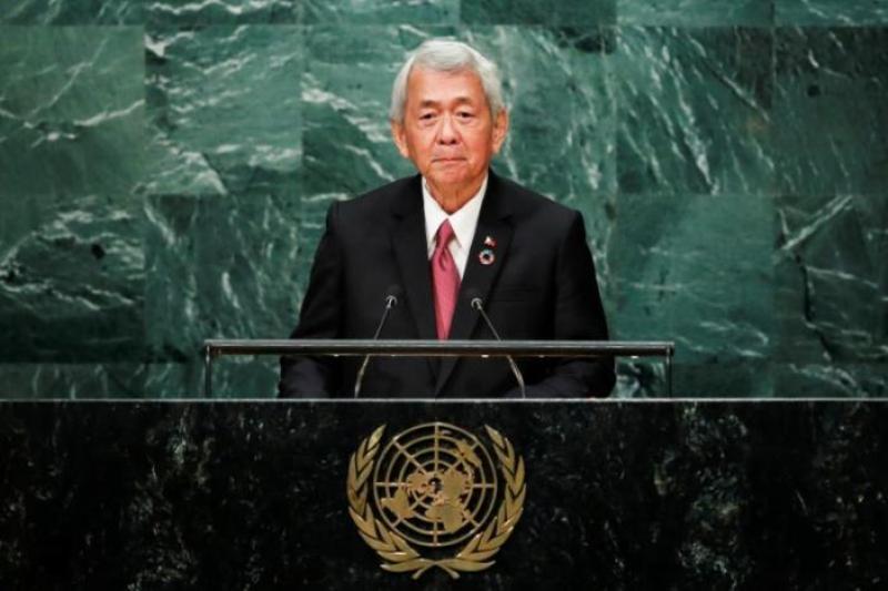 Di PBB, Filipina Desak Dunia Tak Campuri Perang Duterte