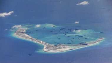 China Sebar Drone Siluman untuk Jaga Pulau Sengketa