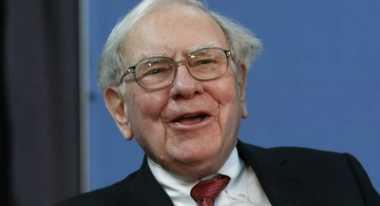 \TERPOPULER: Ikuti Langkah Miliarder Warren Buffet, Investasi Sejak Masih Sekolah\