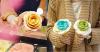 FOTO: Cantiknya Es Krim Bentuk Bunga Mawar Ini