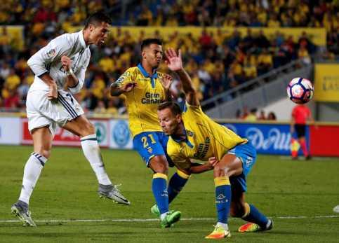 Madrid Gagal Bawa Pulang Tiga Angka dari Las Palmas