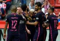 Hasil Pertandingan Liga Spanyol Semalam