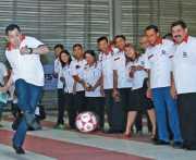 Futsal Perindo Papua Barat Memasuki Semifinal