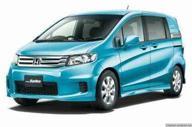 Honda Berambisi Kalahkan Toyota Sienta Lewat Freed Terbaru