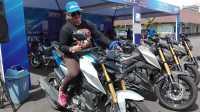 Jadi Instruktur Safety Riding, Nenek Ini Gregetan Lihat Wanita Bawa Motor