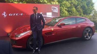 Ferrari Incar Pembeli Porsche & Bentley Melalui GTC4 Lusso V8