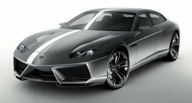 Setelah SUV, Lamborghini Bikin Mobil Sedan?