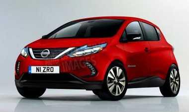 Adik Nissan Leaf Akan Berbagi Teknologi dengan Renault Zoe