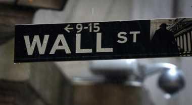 \Wall Street Dibuka 'Gugup' Jelang Debat Perdana Capres Amerika   \