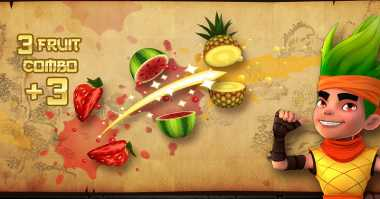 Game Anyar Fruit Ninja Bakal Dibuat Film Live Action