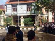 Polda Sulsel: DPRD Gowa Dibakar Massa Demonstran