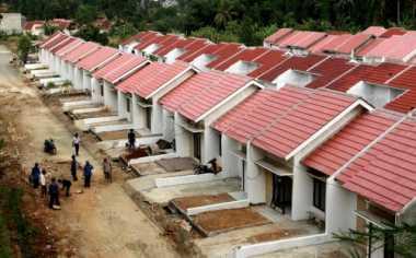 \Harga Lahan Mahal, Jakarta Tak Dapat Bantuan Rumah Subsidi\
