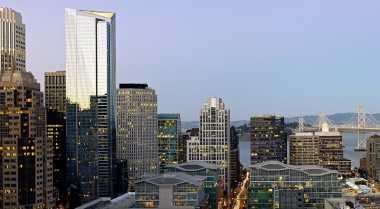 \Struktur Bangunan Apartemen Mewah di San Francisco Amblas\