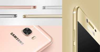 Kejar LeEco, Samsung Siapkan Galaxy C9?