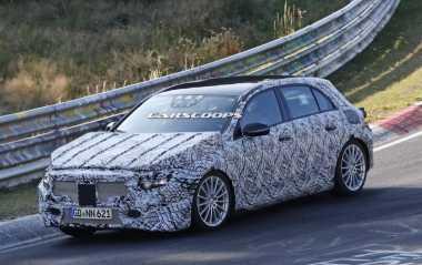 Mercy A Class Bersolek Hadapi BMW Seri 1 & Audi A3