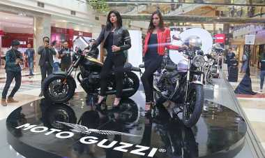 Lengkapi Line-Up Moge di Indonesia, Moto Guzzi Luncurkan V9 Roamer & Bobber