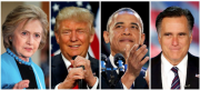 Perbedaan Gaya Kampanye Capres AS 2012 dan 2016