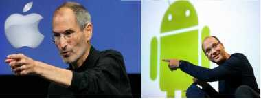 iPhone Berada di Balik Keberhasilan Android