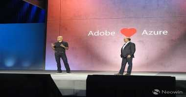 Jegal Google, Microsoft Gandeng Adobe Boyong Creative Cloud
