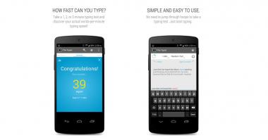 Aplikasi Ini Uji Kecepatan Anda Mengetik di Ponsel