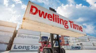 \Ditarget Dwelling Time Priok 2,5 Hari, Pelindo II Siapkan Strategi\