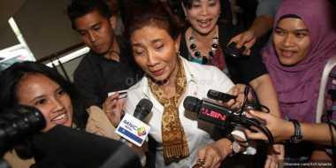 \Menteri Susi Ingatkan Thailand Tak Terkecoh Oknum yang Manfaatkan DNI   \
