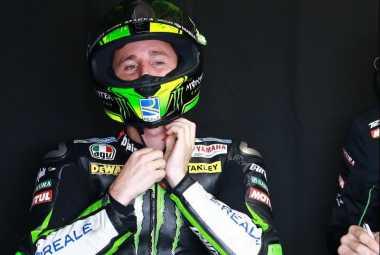 Bisa Mengaspal Setelah Kecelakaan, Espargaro Terima Kasih ke Yamaha