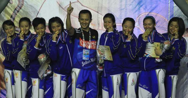 Gelar Juara Umum PON XIX Sudah Milik Jabar