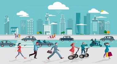 \Kembangkan Smart City, Perkotaan Perlu Terapkan Smart Economy\