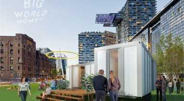 \Big World Homes Atasi Kebutuhan Rumah di Australia\