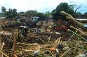 Hari Ke-7 Pencarian, Tim Basarnas Sisir Dua Lokasi Terdampak Banjir Garut
