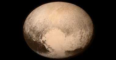 Ada Air di Bawah Permukaan Pluto?