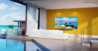 Xiaomi Umumkan Mi TV 3S dengan 4K, Panasonic Dapat Pesaing