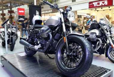 Pembeli Moto Guzzi di Indonesia Umumnya Sudah Punya Moge Sebelumnya