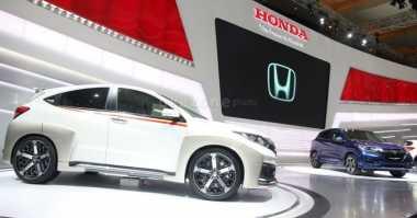 Ekonomi Lesu, Target Jualan Honda di GIIAS Surabaya Sama dengan 2015