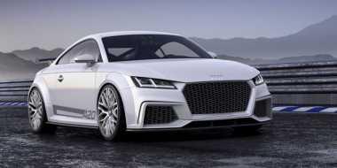 Audi Hentikan Pengembangan Mesin Empat Silinder Pesaing Mercy AMG 2.0 Liter