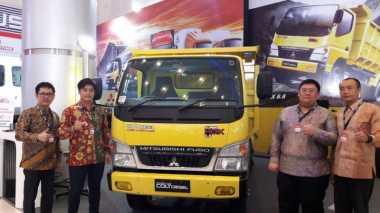 Lewat GIIAS Surabaya Mitsubishi Berharap Target 1 juta Colt Diesel Tercapai