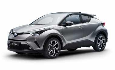 Jepang Jadi Negara Ketiga untuk Peluncuran Toyota C-HR