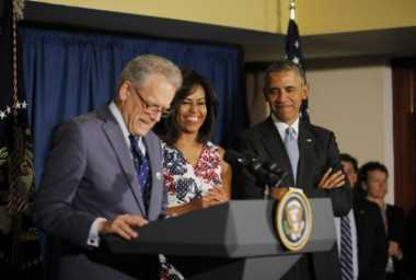 Obama Tunjuk Dubes Kuba Pertama dalam 55 Tahun