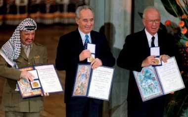 Obituari Mantan Presiden Israel Shimon Peres