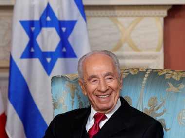 Testimoni Tokoh Dunia bagi Mendiang Shimon Peres