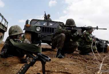 Dua Pemimpin Perompak Terkait Abu Sayyaf Tewas dalam Operasi Militer
