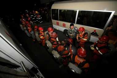 Ledakan Tambang Batu Bara di China Tewaskan 19 Orang