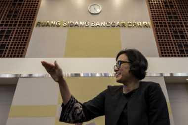 \Sri Mulyani Dampingi Jokowi Sidak ke Kantor Pajak\