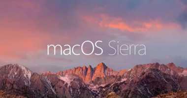 Perbaiki Bug, Apple Sajikan MacOS 10.12.1 Sierra Beta 2