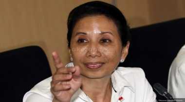 \Soal Holding BUMN, Menteri Rini Siap Bawa ke DPR\