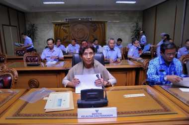 \Duka Jadi Menteri, Susi Pudjiastuti: Semua Orang Minta Foto\