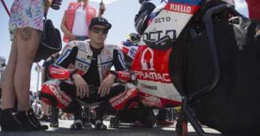 Jeda MotoGP, Redding Jajal Balapan di Tepi Pantai